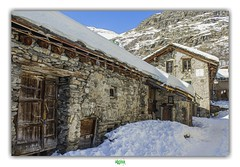 FOR NOW I AM WINTER (régisa) Tags: hautemaurienne maurienne savoie montagne neige snow house maison bonnevalsurarc olafurarnalds winter hiver