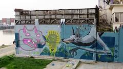Kathaoir & Avoid / DOK - 6 apr 2019 (Ferdinand 'Ferre' Feys) Tags: gent ghent gand belgium belgique belgië streetart artdelarue graffitiart graffiti graff urbanart urbanarte arteurbano ferdinandfeys