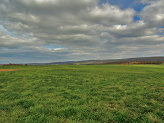 Green Fields & Clouds (George Neat) Tags: clouds fields somerset county pa pennsylvania laurelhighlands scenic scenery landscapes outside georgeneat patriotportraits neatroadtrips