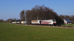189 904 / Lokomotion - Vogl (lukasrothmann) Tags: bayern oberbayern heimat vogl trains train zug lok lokomotive lokomotion 189 siemens es64f4 klv