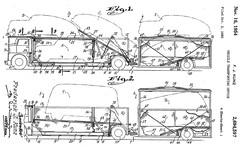 International: KAT special (PAcarhauler) Tags: ih international carcarrier semi trailer truck tractor