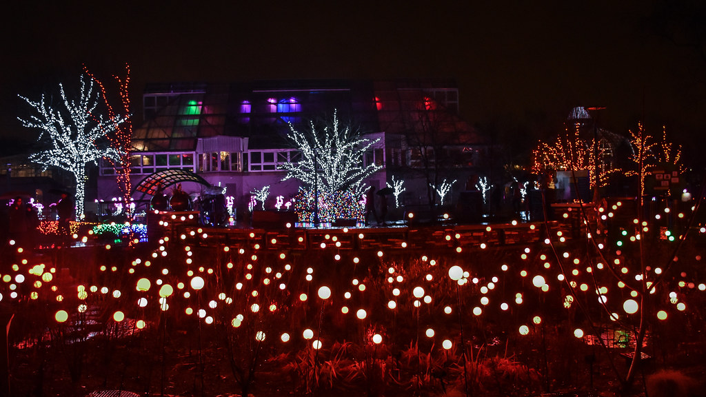Franklin Park Conservatory Christmas Lights.The World S Best Photos Of Christmas And Conservatory