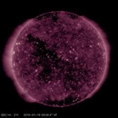 2019-01-19_09.15.15.UTC.jpg (Sun's Picture Of The Day) Tags: sun latest20480211 2019 january 19day saturday 09hour am 20190119091515utc