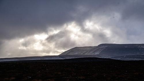 Light and snow