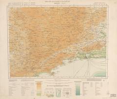Rio de Janeiro e São Paulo (Arquivo Nacional do Brasil) Tags: riodejaneiro sãopaulo mapa mapas mapasantigos cartografia arquivonacional arquivonacionaldobrasil oldmap