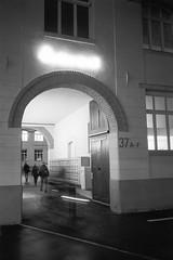 Postbotenschweif (photogunni) Tags: olympus xa2 imago320 arsimagofd
