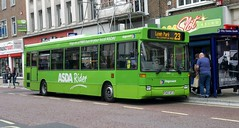 33033 P343AYJ (PD3.) Tags: bus buses psv pcv hampshire hants england uk portsmouth stagecoach dennis dart plaxton hong kong 33033 p343ayj p343 ayj