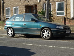 1997 Vauxhall Astra 1.6 LS Auto (Neil's classics) Tags: vehicle 1997 vauxhall astra 16ls