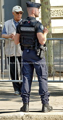 """bootsservice 18 820186 (bootsservice) Tags: police """"police nationale"""" policier policiers policeman policemen officier officer uniforme uniformes uniform uniforms paris"""