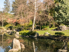 The Kyoto Japanese Garden in Holland Park (Peter Vangeen) Tags: japanesegarden hollandpark kyoto garden london park water tree trees rocks lake landscape nature