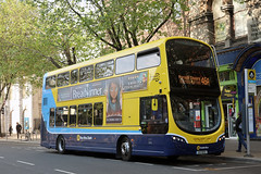 SG382 - Rt46A - WestmorelandSt - 250518 (dublinbusstuff) Tags: dublin bus dublinbus sg382 harristown route46a westmorelandstreet parnellsquare wrightgemini