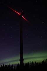 Aurora Borealis (Jan Slangen) Tags: lapland auroraborealis travel scandinaviabaltic20182019 northerlight noorderlicht northernlights