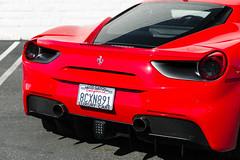 2018 Ferrari 488 GTB 17 (Luxury Cars Los Gatos) Tags: ferrari 488 ferrari488 rossocorsa