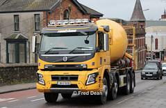 Roadstone Volvo FMX (181C12178). (Fred Dean Jnr) Tags: roadstone volvo fmx fm 420 cementmixer 181c12178 summerhillnorthcork cork march2019