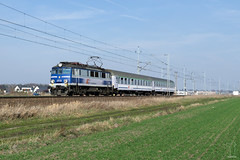EP07-1028 (PM's photography) Tags: train trainspotting locomotive poland polska rail railway railroad e20 paledzie wielkopolska pkp intercity ep07 op071028