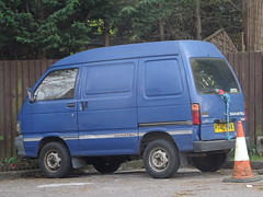 1997 Daihatsu Hijet EFI (Neil's classics) Tags: vehicle 1997 daihatsu hijet efi van