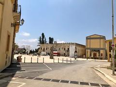 Santa Margherita di Belìce - piazza Matteotti (costagar51) Tags: santamargheritadibelice agrigento sicilia sicily italia italy arte storia architettura anticando
