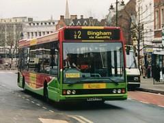 W224 PRB (nevetsyam1404) Tags: rushcliffeline wellglade trentbarton bartonbuses barton b46f l1150 excel optare optareexcel optareexcell1150 224 w224prb