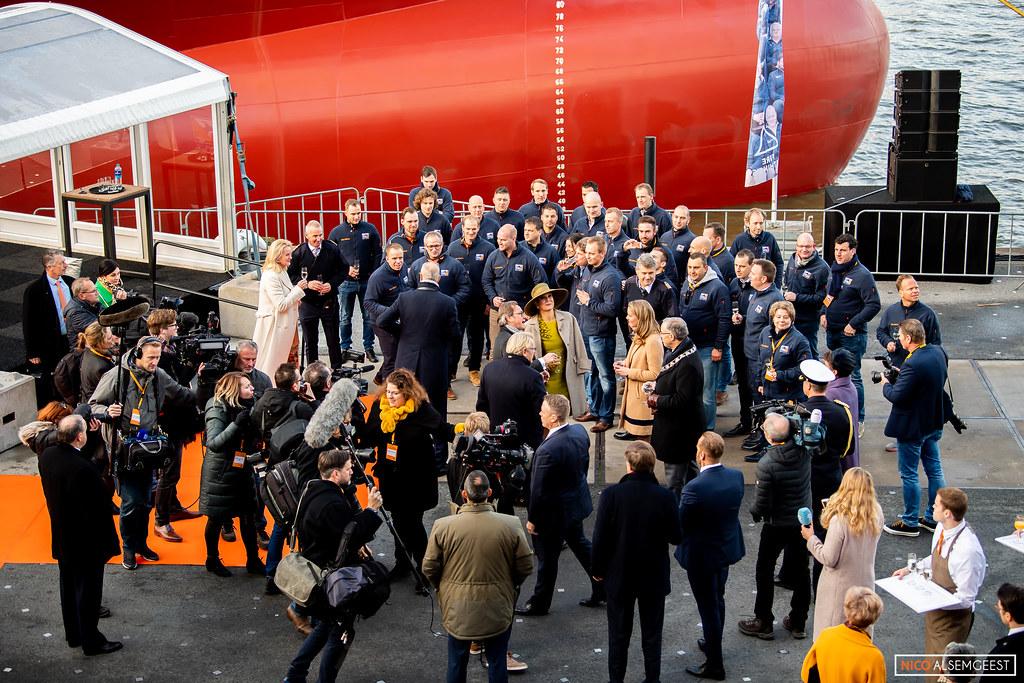 Van Oord - Opening