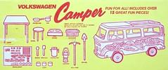 Volkswagen Camper by Empire Toys - Fun for All!!! (hmdavid) Tags: vintage volkswagen camper 1970s toy dolls empire hippie vw bus flowerpower doll acessories