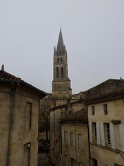 Saint-Émilion (Martin Lopatka) Tags: bordeaux france holiday trip architecture buildings building church saintémilion