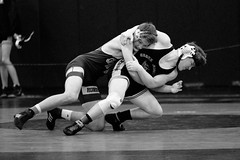 High school wrestlers (stephencharlesjames) Tags: high school sports wrestling sport middlebury vermont monochrome