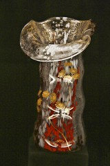 Vitreous (David K. Edwards) Tags: seville glass vase art museum spain