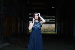 Charlie in blue dress !! (pankaj.anand) Tags: charlie bluedress dress sony sonya73 sonya7iii canontosony primelens ladki beautifulladki whitegirl bluelongdress bokeh outdoor seattle washington usa portrait portrait2018 2018 pankajanand18 pankajanand posing model beautifulgirl girlwithshorthair