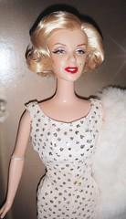 2001 Marilyn Monroe Doll (4) (Paul BarbieTemptation) Tags: 2001 timeless treasures collector edition marilyn monroe barbie doll happy birthday mr president