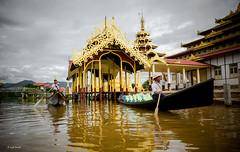 (Laszlo Horvath.) Tags: nikond7100 sigma1835mmf18art burma myanmar boat