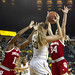 JD Scott Photography-mgoblog-IG-Michigan Women's Basketball-University of Indiana-Crisler Center-Ann Arbor-2019-16