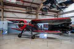 Waco ZKS-6 (Serendigity) Tags: arizona pimaairspacemuseum tucson usa unitedstates waco zks6 aircraft aviation biplane hangar indoors museum unitedstatesofamerica