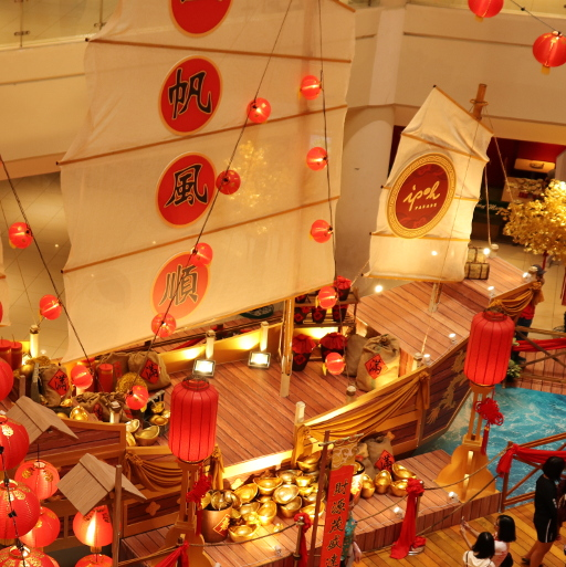 Chinese New Year 2019 Parkson