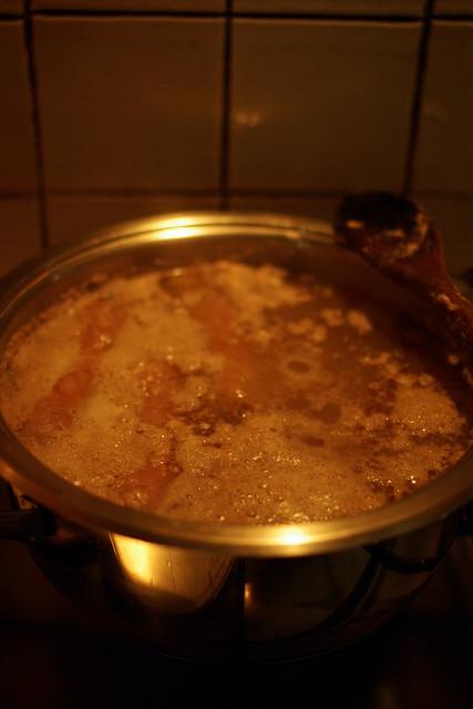 Lenticchie e salsiccia