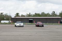 Tandem Battle (Find The Apex) Tags: nolamotorsportspark nodrft drifting drift cars automotive automotivephotography nikon d800 nikond800 tandemdrift tandem tandemdrifting tandembattle nissan 240sx nissan240sx s13 s14