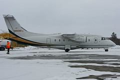 N406FRJ (Ultimate Air Shuttle) (Steelhead 2010) Tags: ultimateaircharter dornier do328 do328jet yhm nreg n406fj