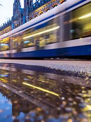 A0153147 (rpajrpaj) Tags: amsterdam city netherlands nederland nederlandvandaag bluehour thebluehour
