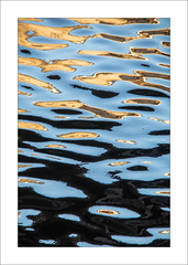 Canal Reflection (Steve-T201) Tags: canal nottingham city water reflections abstract colours
