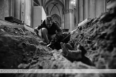 Bonner Münster /03 (bundphotography) Tags: bonn nrw bonnermünster ausgarbung archäologie