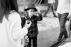 Wyatt [03.19.19] (Andrew H Wagner | AHWagner Photo) Tags: canon eos 5d3 50l 50mm f12 f12l 5dmk3 5dmkiii 5dmarkiii 5dmark3 bokeh dof blackandwhite bw blackwhite monochrome monochromatic kid child candidphotography candid