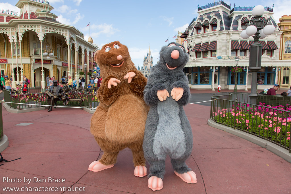 Ratatouille Movie At Disney Character Central