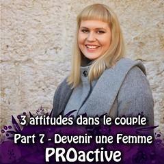C'est un dernier article de la série #femmeproactive Aujourd'hui à propos de l'attitude PROactive. Nous avons déjà débarrassé d'une femme RÉactive et INactive. Et pourtant, en se débarrassant des scénarios de comportement négatifs, il faut les remplacer, (irynkasolovyova) Tags: ifttt instagram