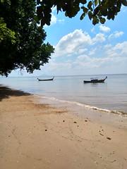Trip to Andamana Beach Club, Ao Nang, Kraib (Thailand) (Loeffle) Tags: 112018 thailand krabi aonang beach strand andamansea andamanensee andamanabeachclub