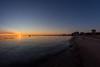 First light across the sound (MSBricker) Tags: blockisland blockislandri sunrise firstlight sun landscapes landscape beach