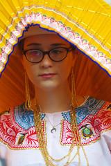 Voile (Edgard.V) Tags: paris parigi carnaval carnival carnevale latina america female femme woman lady femina milher