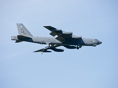 Boeing B-52H Stratofortress (Nigel Musgrove-2.5 million views-thank you!) Tags: boeing b52h stratofortress usaf jet bomber strategic raf fairford 600058