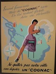 Musée des Arts du cognac, Cognac (16) (Yvette G.) Tags: affiche cognac 16 charente poitoucharentes nouvelleaquitaine musée muséedesartsducognac