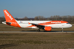 OE-INM (Andras Regos) Tags: aviation aircraft plane fly airport bud lhbp spotter spotting easyjet easyjeteurope airbus a320