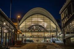 Die Bibliothek von Tromsø (pschtzel) Tags: 2019 nordlicht tromsö