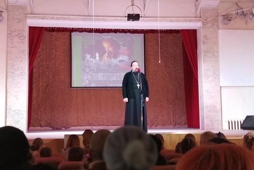 В Приморско-Ахтарском Доме Творчества прошел отборочный этап краевого конкурса посвященного празднику Рождества Христова